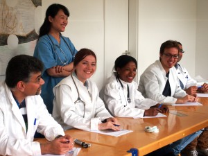 Kenntnisprüfung: mibeg-Institut Medizin bereitet gezielt vor