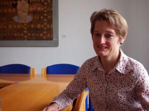 Ruth Wichmann, Leiterin Auslandsreferat Marburger Bund Bundesverband