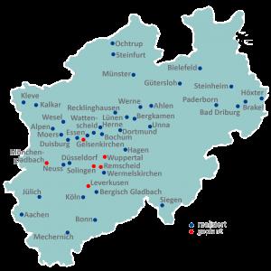 IQuaMed in Nordrhein-Westfalen 2017
