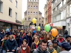 Engagement für Demokratie, Vielfalt und Toleranz