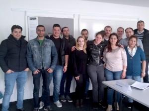 Lernbegeisterte Apothekerinnen und Apotheker starten mit dem Programm IQuaMed bei GoAcademy in Düsseldorf