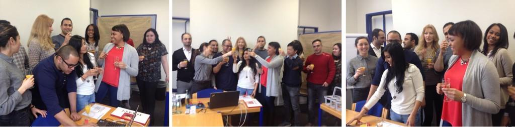 IQuaMed: Teilnehmerinnen aus Teilnehmer aus 70 Ländern