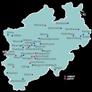 IQuaMed in Nordrhein-Westfalen