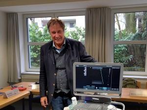 Prof. Dr. med. Malte Ludwig im mibeg-Institut Medizin
