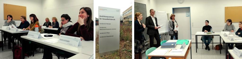 Praxisseminar Pflege in Düsseldorf zur Vorbereitung auf die berufliche Anerkennung als Gesundheits- und Krankenpfleger/in in Nordrhein-Westfalen