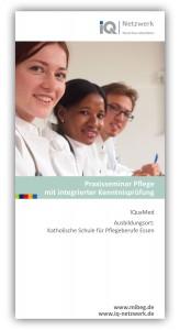 Praxisseminar Pflege zur Vorbereitung auf die Kenntnisprüfung