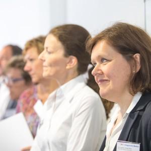 Get together Pflege NRW 2018 im mibeg-Institut Medizin, Foto: Kai Funck