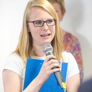 Carina Schmidt, mibeg-Institut Medizin, Foto: Kai Funck