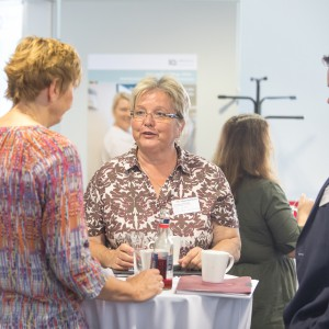 Elke Sydow, Pflegeschule St. Elisabeth Krankenhaus Köln-Hohenlind, im mibeg-Institut Medizin, Foto: Kai Funck