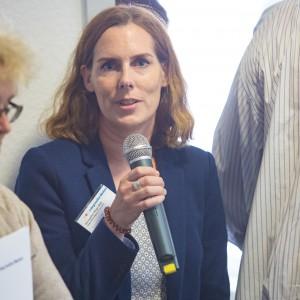 Katja Bachmann, Diakonie Düsseldorf, im mibeg-Institut Medizin, Foto: Kai Funck