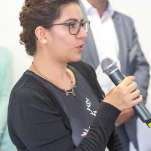 Dr. Shermineh Shahi, mibeg-Institut Medizin, Foto: Kai Funck