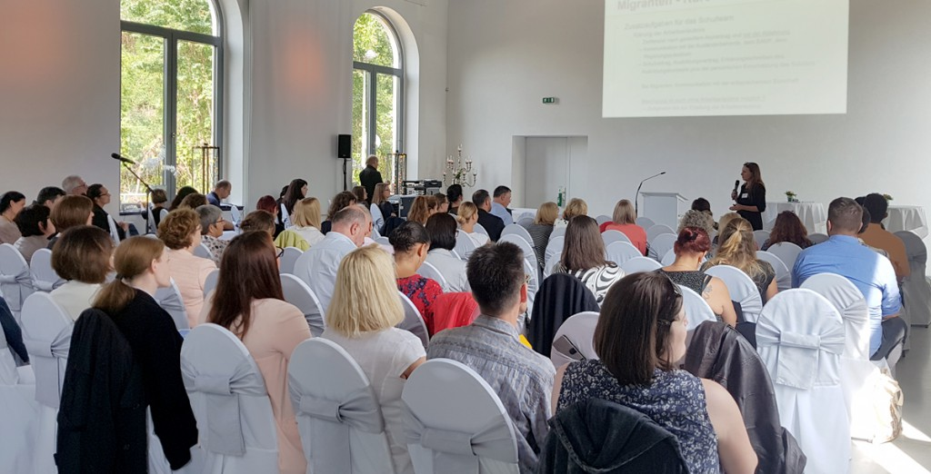 Saaris Fachforum Best Practice: Migrantenspezifische Berufseinmündungskonzepte in die Pflege