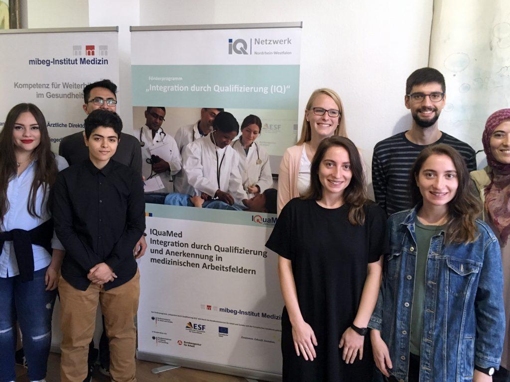 Praxisseminar Humanmedizin des mibeg-Instituts Medizin